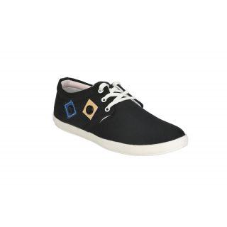 Bacca Bucci MenS  Black Casual Shoes (BBMB3109A)