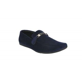 Bacca Bucci MenS  Blue Casual Shoes (BBMB3114B)
