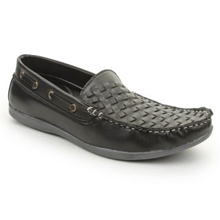 Bacca Bucci MenS  Black Casual Loafer Shoes (BBMC4026A)