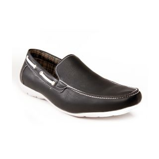 Bacca Bucci MenS  Black Casual Loafer Shoes (BBMC4028A)