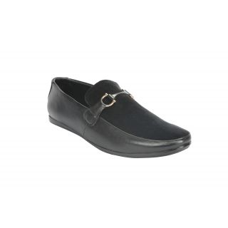 Bacca Bucci MenS  Black Casual Shoes (BBMB3117A)