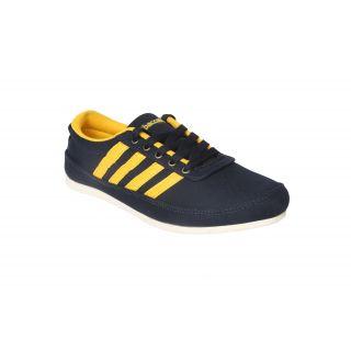 Bacca Bucci MenS  Blue Casual Shoes (BBMB3129B)