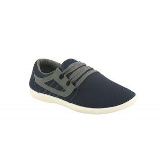 Bacca Bucci MenS  Blue Casual Shoes (BBMB3131B)