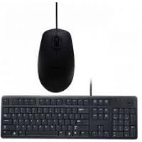 Dell USB Keyboard KB212 & Mouse MS111 Combo
