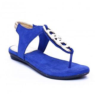 Bestbuy Adjoin Steps Women's Slippers (Blue)
