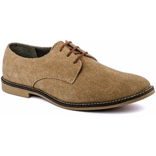 De Scalzo Mens  Beige Casual Shoes - 88682686