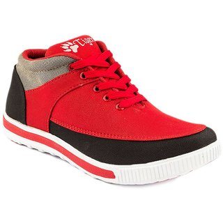 SHOPPE  Men'S Red Casual Shoes