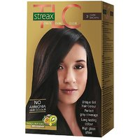 Streax TLC Dark Brown 3 Hair Colour