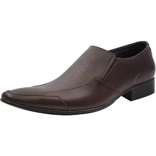 Michelangelo By Lords Mens Leather Shoe.2401BROWN