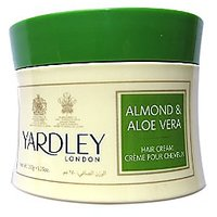 Yardley Of London Almond And Aloe Vera Hair Cream 150g