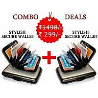 Set Of 2 Credit Card Security Alluma Wallet Specifications