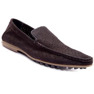 Sole Strings Mens Brown Casual Shoes (LUESL90900BRM00)