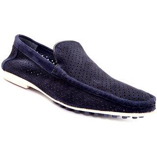 Sole Strings Mens Blue Casual Shoes (LUESL-9090BLM00)