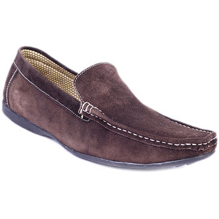 Sole Strings Mens Brown Casual Shoes (PAND-SOD50BRM00)