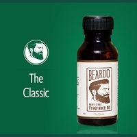 Beardo Beard  Hair Fragrance Oil, The Classic 10ml