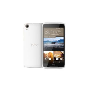 HTC Desire 828 (Dual SIM, Pearl White)
