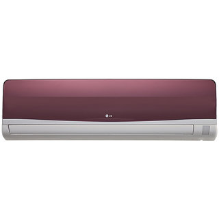 LG 1 3 Star LSA3WT3D Air Conditioner Wine