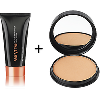 Very Me Peach Me Skin Glow (Light)+Pure Colour Perfect Powder(Light)