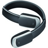 Black Jabra Halo2 Wireless Bluetooth Stereo Headset