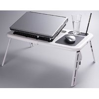 E Table Foldable And Portable Laptop Stand