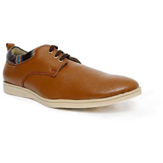 Romanfox Men Brown Casual Shoes (100038)