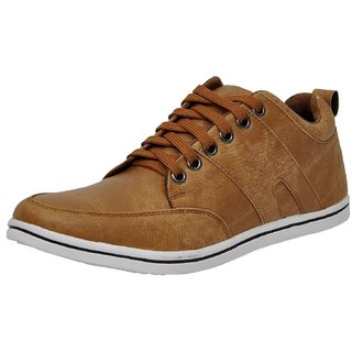 Cooper England Mens Tan Casual Shoes