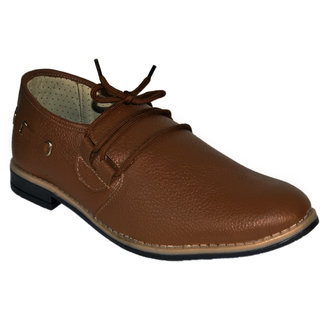 TS Men Brown Casual Shoes (TS1047BR)