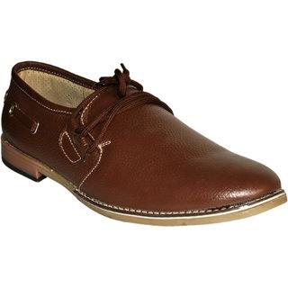 TS Men Tan Casual Shoes (TS1047TN)