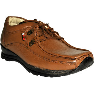 TS Men Brown Casual Shoes (TS1050BR)