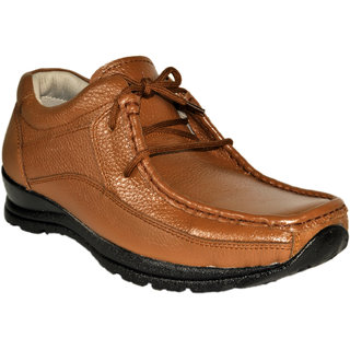 TS Men Tan Casual Shoes (TS1050TN)