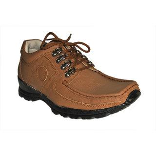 TS Men Tan Casual Shoes (TS1075TN)