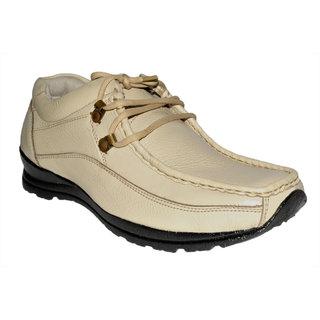 TS Men White Casual Shoes (TS1076CR)