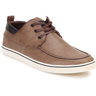 Spunk Men Brown Casual Shoes - 89818525