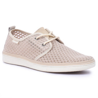 Spunk Men Beige Casual Shoes - 89818356