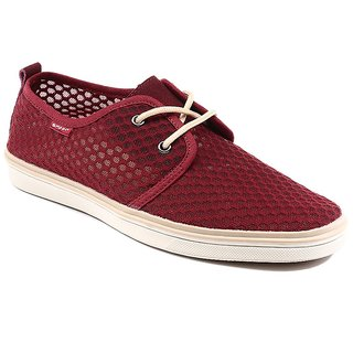 Spunk Men Red Casual Shoes - 89818365