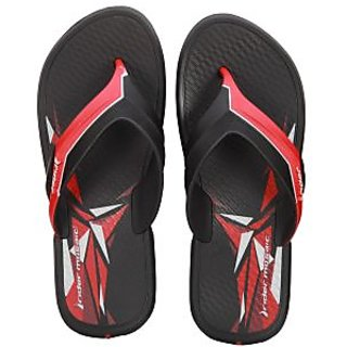 Rider--Black/Red-Flip Flops (10933-21246-BLACK-RED)