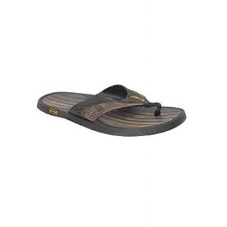 Rider-Men-Black - Brown-Flip Flops (80895-20116-BLACK - BROWN)