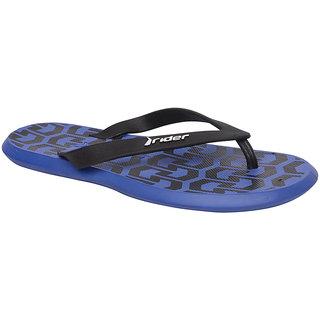 Rider-Men-Blue - Black-Flip Flops (10611-22318-BLUE - BLACK)