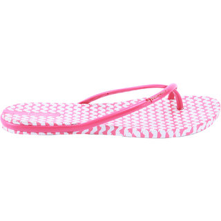 Ipanema-Women-White/Pink-Flip Flop (25607-20755-US10-WHITE-PINK)