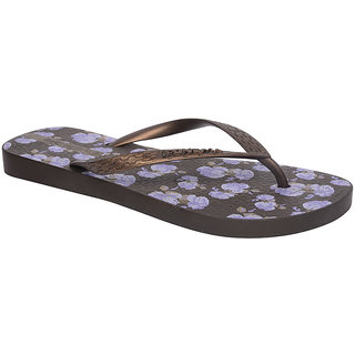 Ipanema-Women-Brown - Bronze-Flip Flop (25525-20093-US10-BROWN-BRONZE)