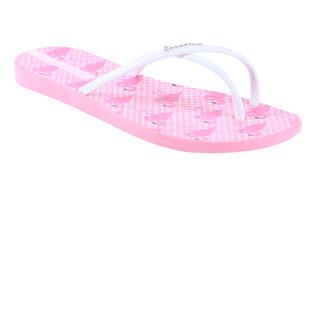 Ipanema-Women-Pink/White-Flip Flop (25734-23705-US10-PINK-WHITE)