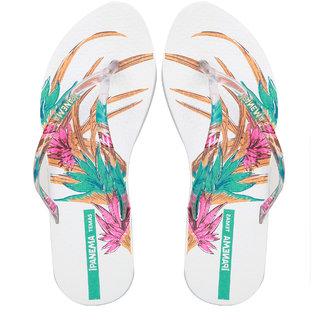Ipanema-Women-White-Clear-Flip Flop (25437-22452-US10-WHITE-CLEAR)