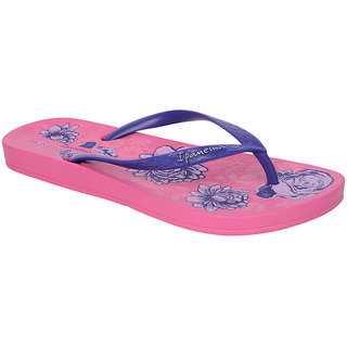 Ipanema-Women-Pink - Purple-Flip Flop (81157-21783-US10-PINK-PURPLE)