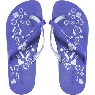 Ipanema-Women-Violet-Silver-Flip Flop (25663-21991-US10-VIOLET-SILVER)