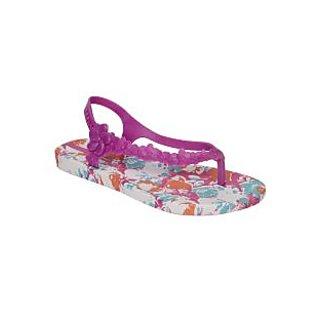 Ipanema-Women-White - Pink-Flip Flop (80864-22119-US10-WHITE-PINK)
