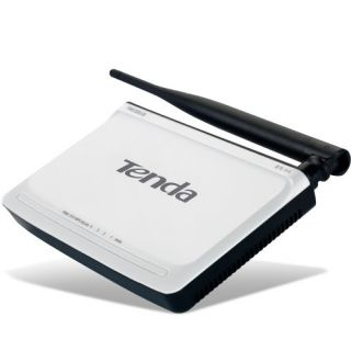Tenda N4 N150 Router (White)