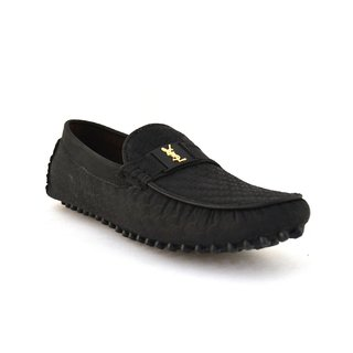 Zoot24 Men Black Loafers And Moccasins (-1210-BLACK)