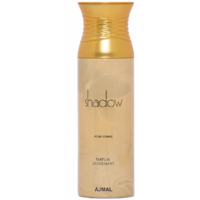 Ajmal Shadow Deodorant Spray - (For Women)