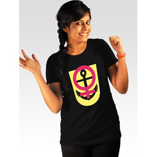 Incynk Women's Eve's Tee (Black)