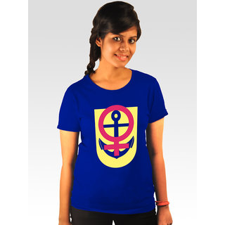 Incynk Women's Eve's Tee (Blue)
